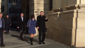 Președintele Iohannis și-a petrecut weekend-ul la Sibiu