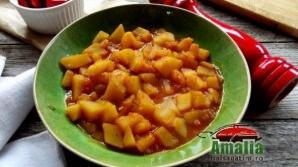 Cum prepari cea mai bună tocăniţă de cartofi