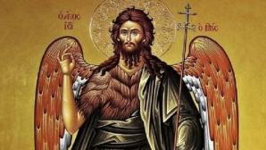 Sfantul Ioan Botezatorul 2019