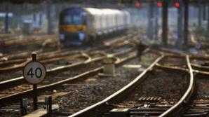 Accident grav, în Gara de Nord. Un tren a lovit zona de protecție a peronului