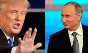 Trump și Putin, pe poziții opuse în Venezuela
