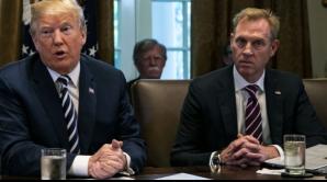Donald Trump şi noul şef al Pentagonului