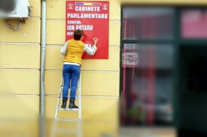 Numele demisionarului Mihai Tudose, șters de pe panoul de la sediul PSD Brăila. Reacția lui Ponta