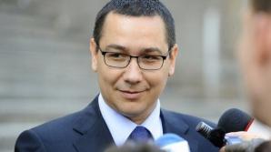 Ponta: Acum se fură cu OUG, cu Hotărârea de Guvern și cu decizii ale miniștrilor
