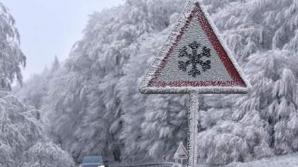 Vremea - ninsori