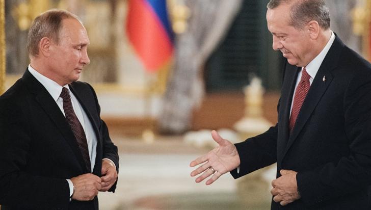 Putin și Erdogan, alături de Maduro până la capăt. Rusia, atac furios la adresa SUA