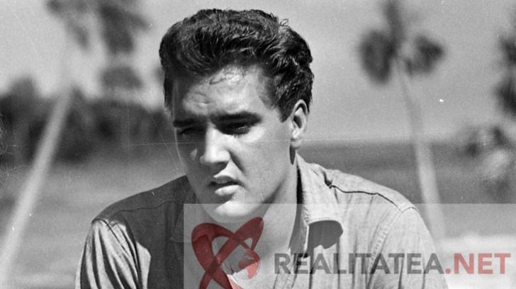 Elvis Presley in 1961. Arhiva: Cristian Otopeanu