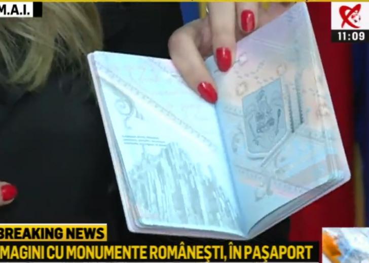 Pasapoarte noi