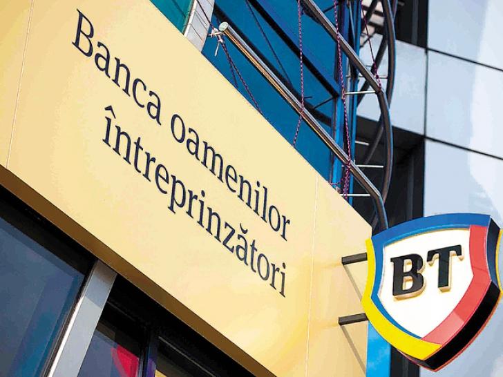 Reacţie extrem de dură a celei mai mari bănci româneşti, Banca Transilvania, faţă de taxa bancară