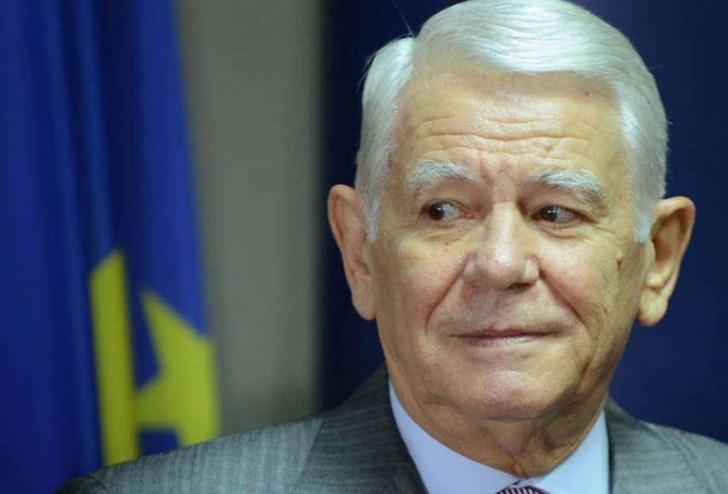 Meleşcanu, pentru AFP: România se opune condiţionării fondurilor UE de situaţia statului de drept
