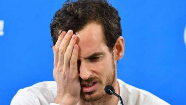 Andy Murray, în lacrimi. Anunţul care a şocat