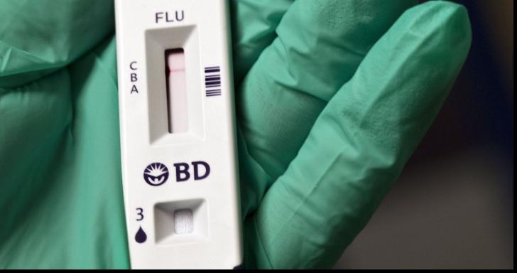 Spitalul de Boli Infecţionase Craiova nu are teste rapide de depistare a gripei