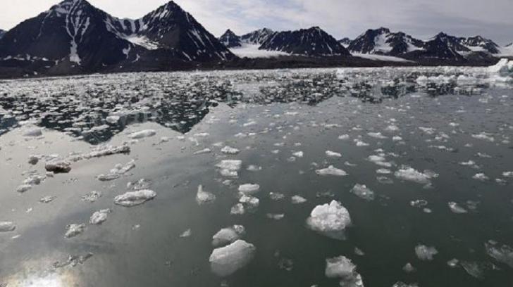 O bacterie foarte periculoasă a fost descoperită în Oceanul Arctic