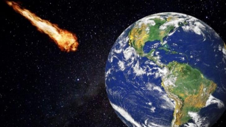 Asteroid de mari dimensiuni în apropiere de Terra