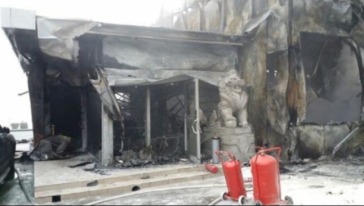 Decizie finală în cazul clubului Bamboo, distrus de un incendiu care trimis la spital zeci de oameni