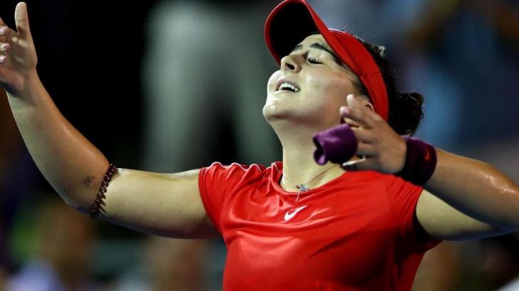 Bianca Andreescu şi-a aflat recompensa de la WTA, după ce a jucat finala la Auckland