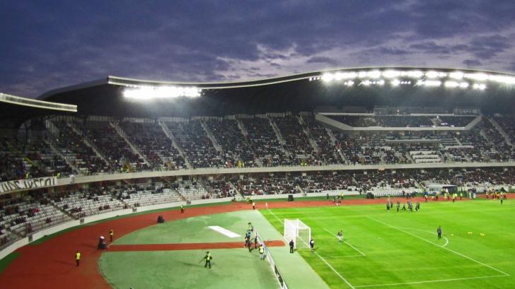 Veste neașteptată despre un stadion de top din România