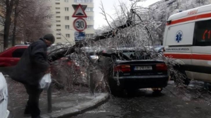 Weekend de foc pentru Serviciul de Ambulanță din București