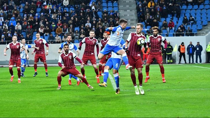 Se știe când se va juca derby-ul dintre Craiova și CFR!