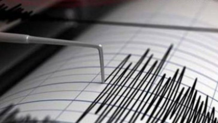 Un nou cutremur. Seismul a avut magnitudinea de 3.8 pe scara Richter