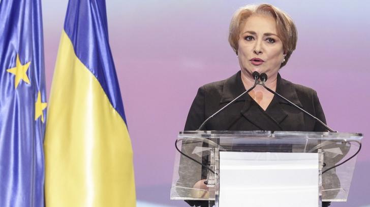Viorica Dăncilă acuză UE: României nu i se permite să facă ceea ce altor ţări li se permite