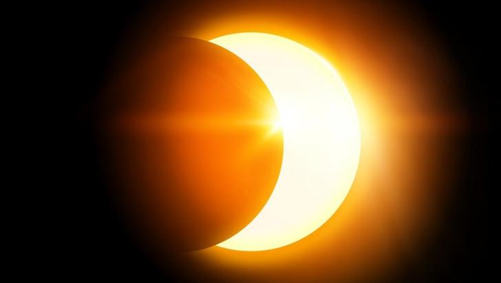 Eclipsa de soare 6 ianuarie 2019