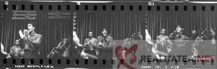 <p>Elvis Presley in filmul King Creole (1958). Arhiva: Cristian Otopeanu</p>