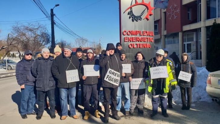 """Sindicate CE Oltenia: """"Există riscul ca întreg sistemul energetic să fie afectat"""""""