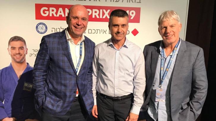 Ambasada Israelului în România a lăudat performanţa Andreei Chiţu de la GrandPrix-ul de Judo