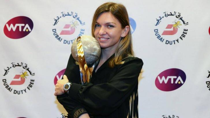 Încă un premiu pentru Simona Halep! Ce a declarat liderul WTA