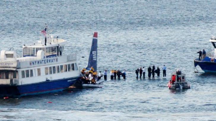 Miracolul de pe Hudson. Lecția primită după ce avionul lor s-a prăbușit