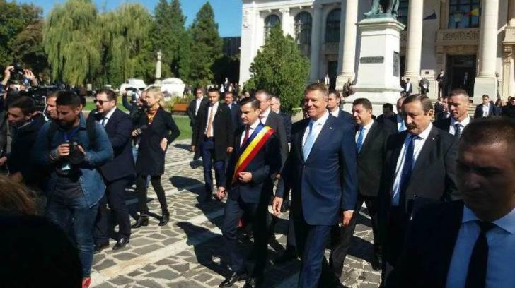 Codrin Ștefănescu, atac la Iohannis și la primarul din Iași