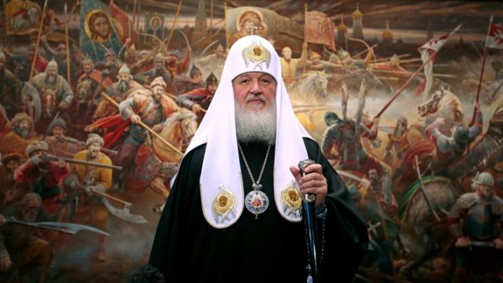 Patriarhul Rusiei, declaratii incendiare despre Antichrist si cum ii controleaza pe oameni