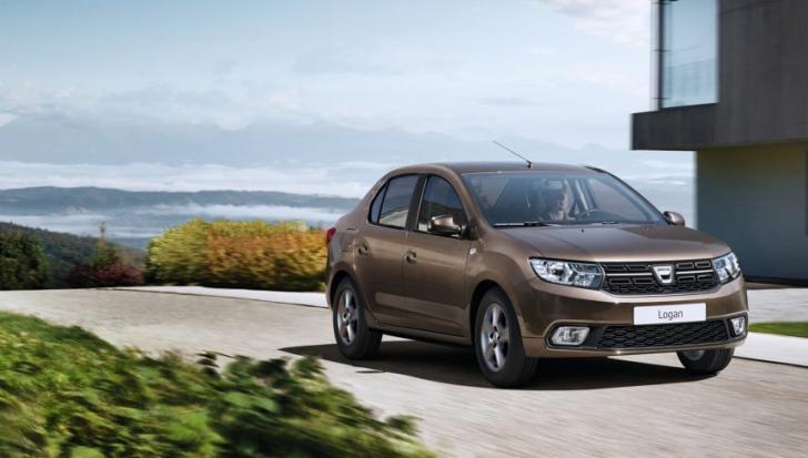 Top 10 cele mai vândute mașini în România în 2018