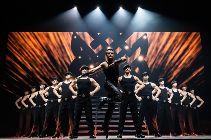 "MICHAEL FLATLEY - Lord of the Dance – ""Dangerous Games"","