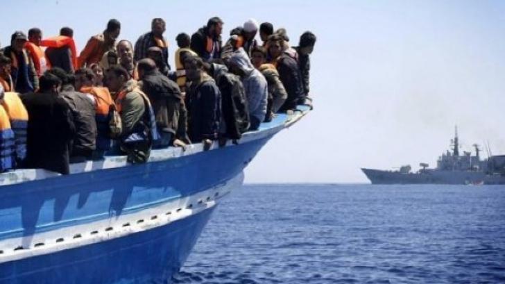 Tragedie pe mare. Zeci de migranți au murit înecați în largul coastelor Tunisiei