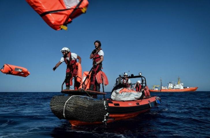 Dublă TRAGEDIE pe Mediterană: peste 170 de migranți au murit