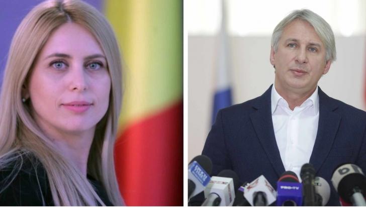 Mihaela Triculescu, la sefia ANAF