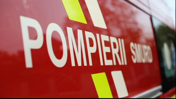 Incendiu la roata unui autocar în care se aflau zeci de persoane