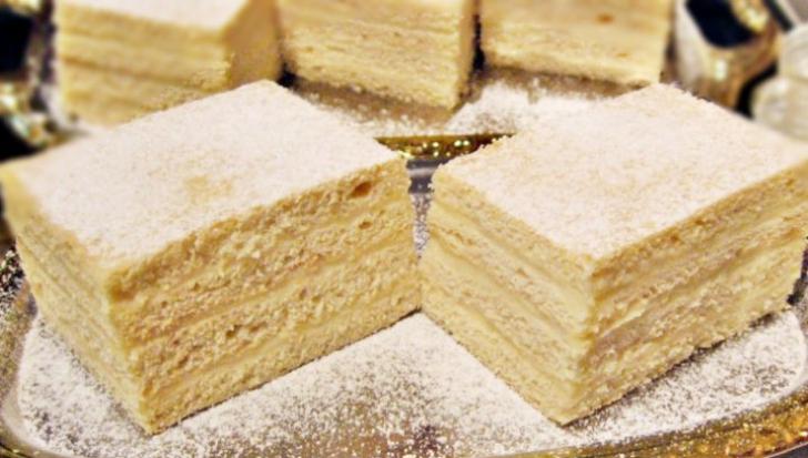 Cum să faci o prăjitură absolut delicioasă în doar câteva minute