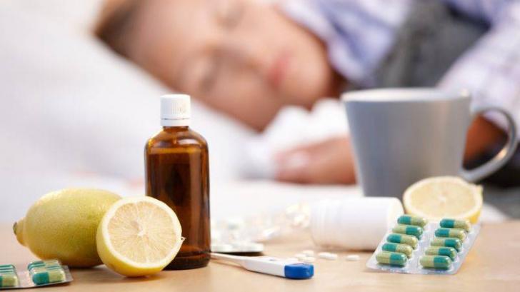 Infecțiile respiratorii, în scădere și niciun caz de gripă în ultima săptămână