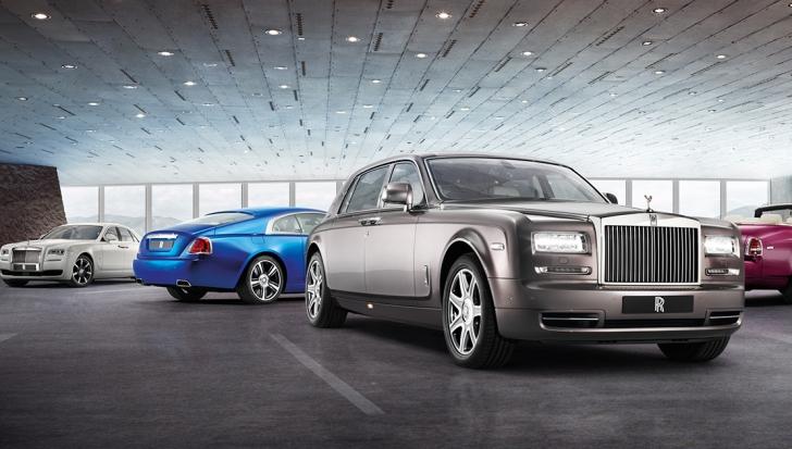 Rolls-Royce, cele mai mari vânzări din istoria de 115 ani de mărcii auto britanice