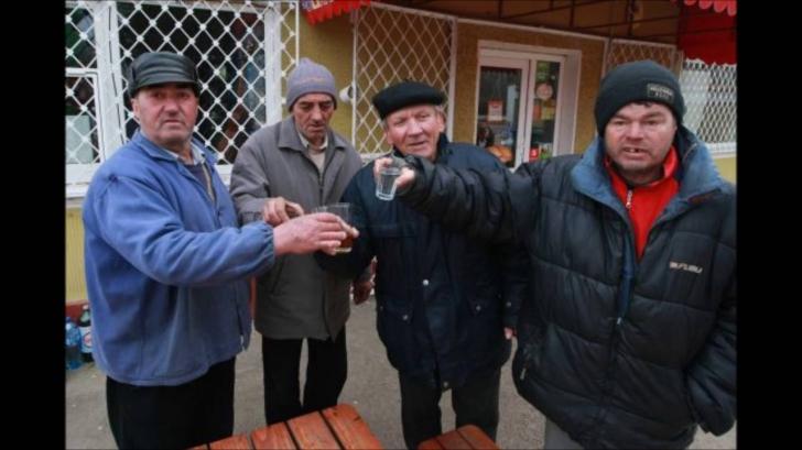 Românii, cei mai însetați dintre europeni. Câți bani dăm pe alcool