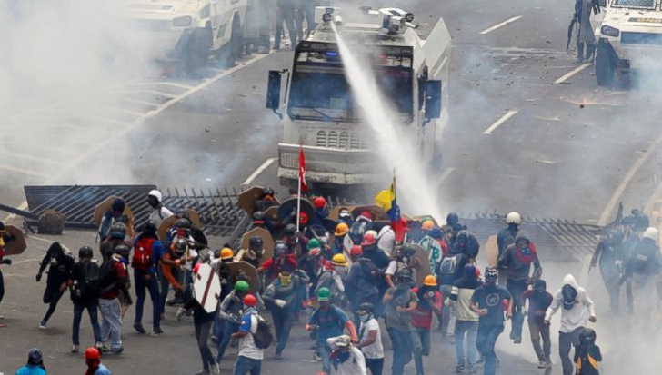 În pragul unei invazii în Venezuela? Presupusele planuri ale SUA, dezvăluite din greșeală