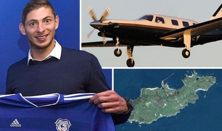 Un avion a dispărut de pe radar. În el se afla un mare star, cotat la 17 milioane de euro