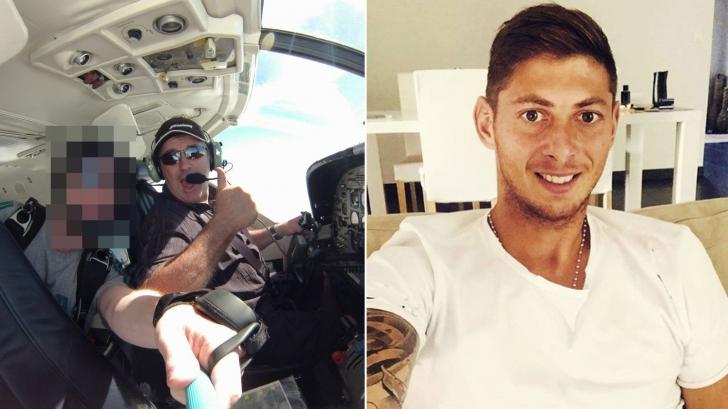 Ce au găsit la locul prăbuşirii avionului în care se afla Emiliano Sala
