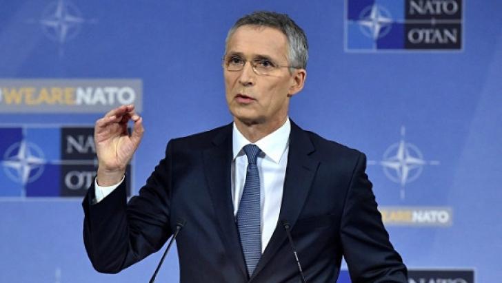 Alertă! Secretarul general al NATO vine la București
