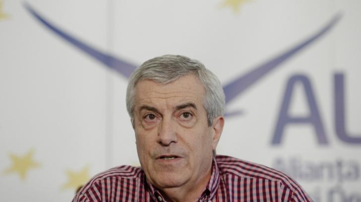 Tăriceanu, un nou atac la adresa lui Iohannis și a UE