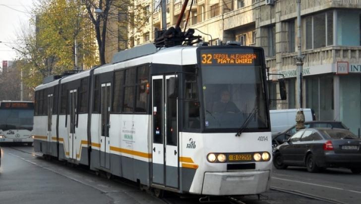 Ce a făcut un deținut de la Rahova în tramvaiul 32? Era în permisie pentru 24 de ore