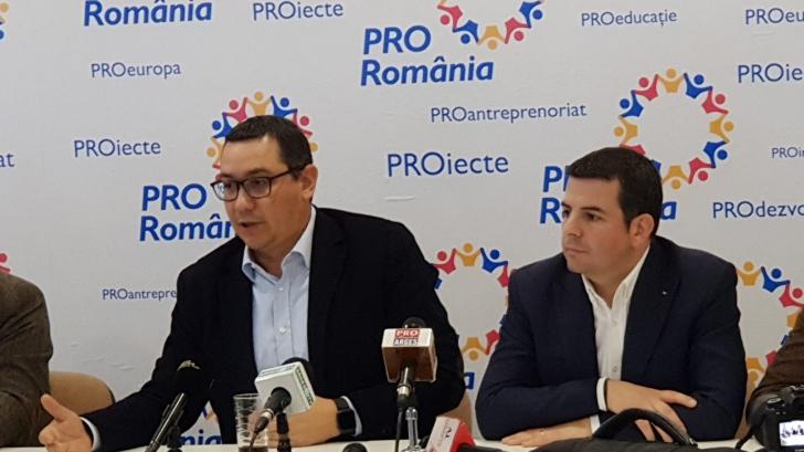 """Ponta: """"Nu e vorba doar de Dragnea, ci de un grup infracțional organizat"""""""